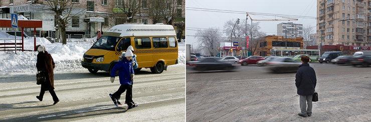 Пешеходы и дети