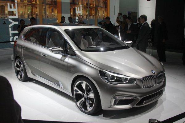 переднеприводной BMW
