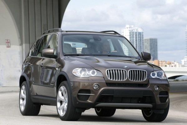 Брак BMW X5
